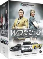 WHEELER DEALERS COMPLETE COLLECTION SEASONS 1-11 38 DVD BOXSET