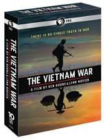THE VIETNAM WAR KEN BURNS 10 DVDSET