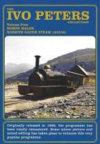IVO PETERS COLLECTION VOL 4 NORTH WALES NARROW GAUGE STEAM IN 1959/1960