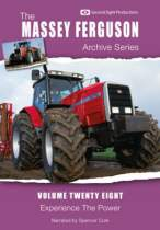 MASSEY FERGUSON ARCHIVE Vol 28 Experience The Power