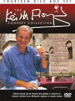 THE KEITH FLOYD COOKERY COLLECTION 14 Disc Box Set