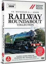 RAILWAY ROUNDABOUT 4 DVD & BOOK SET