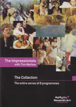 THE IMPRESSIONISTS WITH TIM MARLOW The Collection