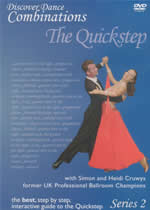 DISCOVER DANCE COMBINATIONS The Quickstep