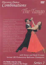 DISCOVER DANCE COMBINATIONS The Tango