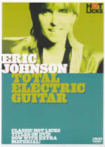 ERIC JOHNSON Total Electric Guitar - Click Image to Close