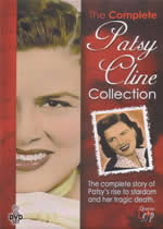 THE COMPLETE PATSY CLINE COLLECTION 2 DVDSET