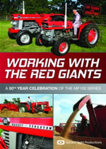 WORKING WITH THE RED GIANTS
