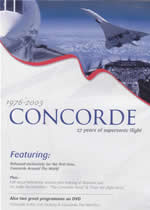 CONCORDE 27 Years Of Supersonic Flight