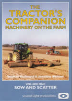 THE TRACTOR'S COMPANION Sow And Scatter Volume 1