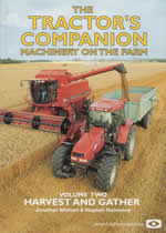 THE TRACTOR'S COMPANION Harvest And Gather Volume 2