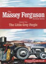 MASSEY FERGUSON ARCHIVE Vol 2 The Little Grey Fergie
