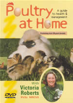 POULTRY AT HOME A Guide To Health & Management With Victoria Roberts