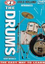 JOOLS HOLLAND'S MUSIC MAKERS The Drums
