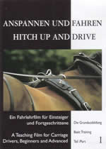 HITCH UP AND DRIVE Basic Training Volume 1