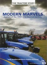 THE TRACTOR STORY Modern Marvels Volume 2