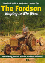 THE CLASSIC GUIDE TO FORD TRACTORS Vol 1 The Fordson