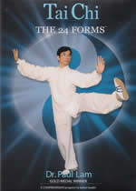 TAI CHI THE 24 FORMS Dr Paul Lam - Click Image to Close