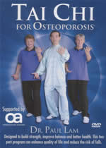 TAI CHI FOR OSTEOPOROSIS Dr Paul Lam