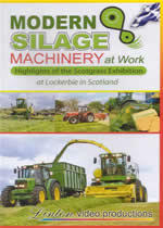 MODERN SILAGE MACHINERY At Work