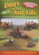 DAYS IN THE AUL LIFE Volume 2 Harvest & Gather