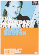 JAMES BURTON The Legendary Guitar Of - Click Image to Close