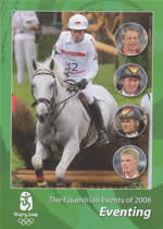 THE EQUESTRIAN EVENTS 2008 BEIJING OLYMPIC GAMES Eventing