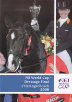 FEI WORLD CUP DRESSAGE FINAL s'Hertogenbosch 2008