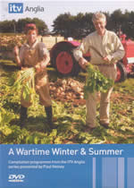 A WARTIME WINTER AND SUMMER Paul Heiney Double DVDset