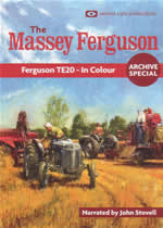 MASSEY FERGUSON ARCHIVE SPECIAL Ferguson TE20 In Colour