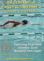 BECOMING A FASTER SWIMMER Vol 1 Freestyle