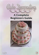 CAKE DECORATING Complete Beginners Guide 2 DVDset