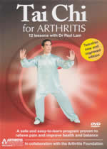 TAI CHI FOR ARTHRITIS 12 Lessons With Dr Paul Lam Double DVDset