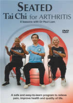 SEATED TAI CHI FOR ARTHRITIS 6 Lessons With Dr Paul Lam