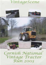 CORNISH NATIONAL VINTAGE TRACTOR RUN 2003