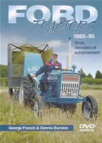 FORD TRACTORS 1965-95