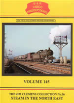 STEAM IN THE NORTH EAST Volume 145