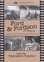 FORD & FORDSON ON FILM Vol 2 Operation Tractor