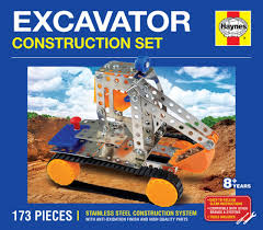 HAYNES EXCAVATION CONSTRUCTION SET - Click Image to Close