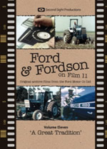 FORD & FORDSON ON FILM Vol 11 A Great Tradition