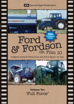 FORD & FORDSON ON FILM Vol 10 Full Force 40th Anniversary Edition