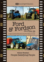 FORD & FORDSON ON FILM Vol 19 People Satisfying People