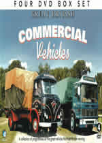 GREAT BRITISH COMMERCIAL VEHICLES 4 DVD Boxset
