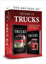 HISTORY OF TRUCKS DVD & Book Set - Click Image to Close